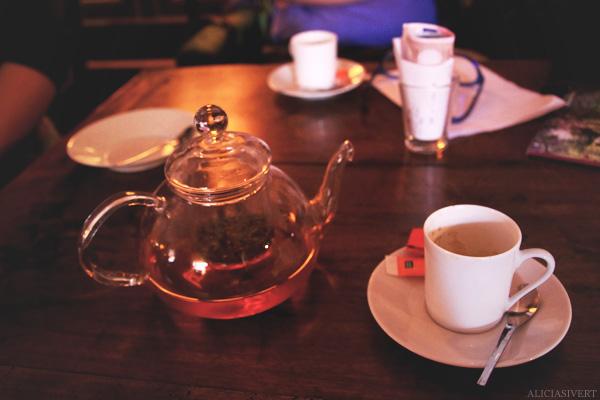aliciasivert, alicia sivertsson, Château du Champ de Bataille, tearoom, tesalong, frankrike, normandie, france, normandy, tea, coffee, pot, glass pot, trefika