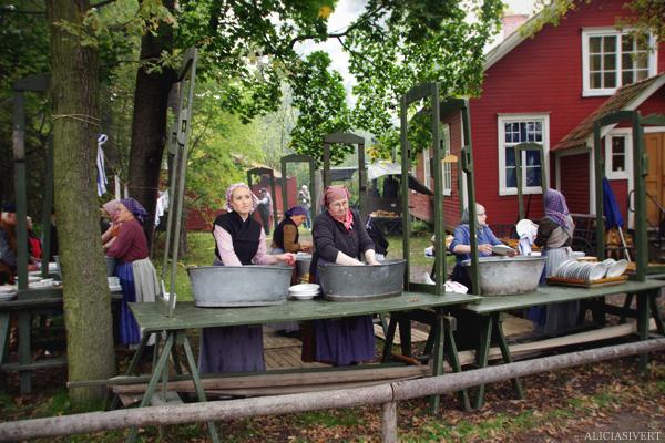 aliciasivert, alicia sivertsson, skansen, skansens höstmarknad, market, autumn, disk
