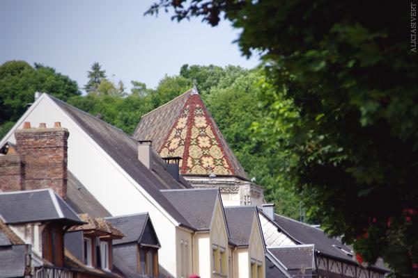 aliciasivert, alicia sivertsson, france, normandy, frankrike, normandie, elbeuf, house, hus, byggnad, building, tak, roof