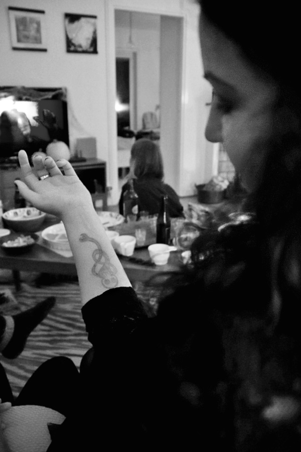 aliciasivert, alicia sivertsson, harry potter halloween party, fest, dark mark