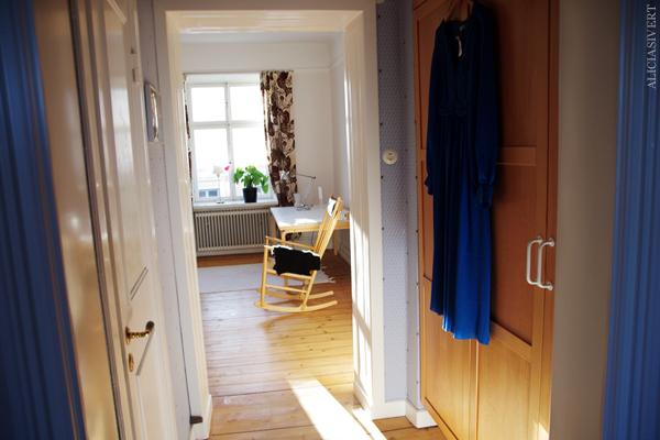 aliciasivert, alicia sivertsson, lägenhet, apartment, living, interior, interiour, rocking chair