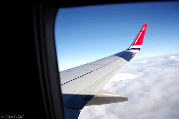 aliciasivert, alicia sivertsson, arlanda, norwegian, flyg, flygplan, plane, aeroplane