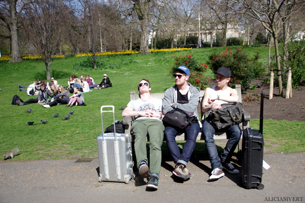 aliciasivert, alicia sivertsson, london, england, St. james's park,