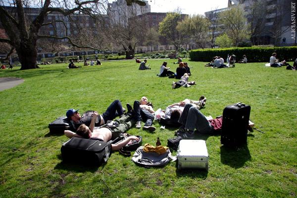 aliciasivert, alicia sivertsson, london, england, brunswick square, park, parklife