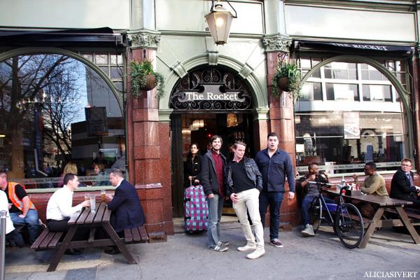 aliciasivert, alicia sivertsson, london, england, the rocket, pub