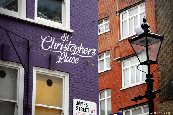 aliciasivert, alicia sivertsson, london med grabbarna, england, st christopher's place