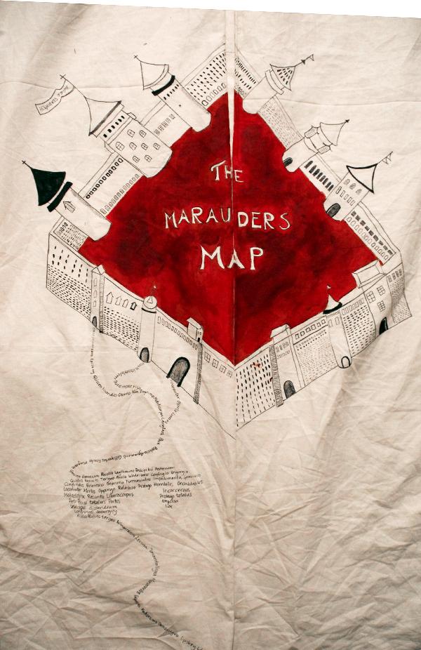 aliciasivert, alicia sivertsson, harry potter halloween party, fest, costume, maskerad, utklädd, utklädnad, hogwarts, marodörkartan, the marauder's map