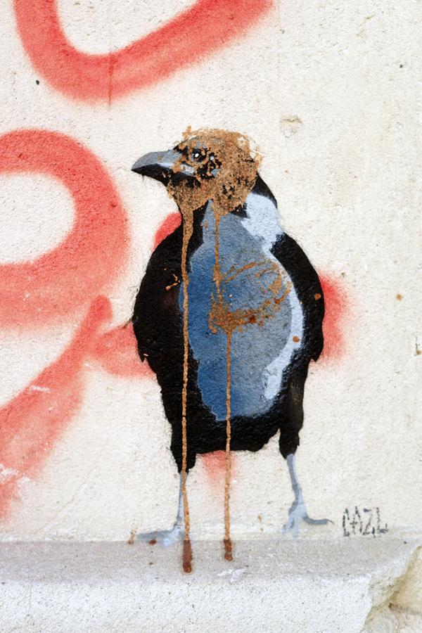 aliciasivert, alicia sivertsson, alicia sivert, berlin, semester, turism, tourism, loppis, second hand, vintage, Oderberger Straße, kastanienallee, street art, cazl, crow, kråka