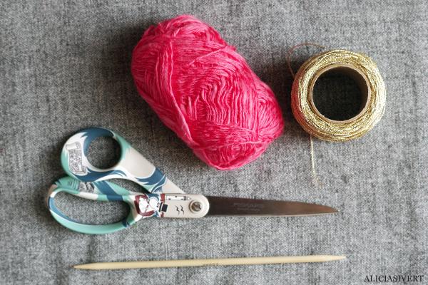 aliciasivert, alicia sivertsson, alicia sivert, tassel, tofs, tutorial, diy, do it yourself, makeri, skapa, garn, yarn, gör det själv
