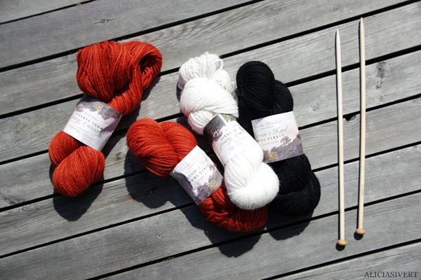 aliciasivert, alicia sivertsson, alicia sivert, gotland, semesterlivet, semester, wool yarn, garn, yllegarn, sticka, stickning, knitting, knit