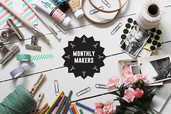 aliciasivert, alicia sivert, alicia sivertsson, monthly makers, kreativitet, utmaning, blogg, bloggutmaning, kreativt 2015, månadstema, skapa, makeri, alster