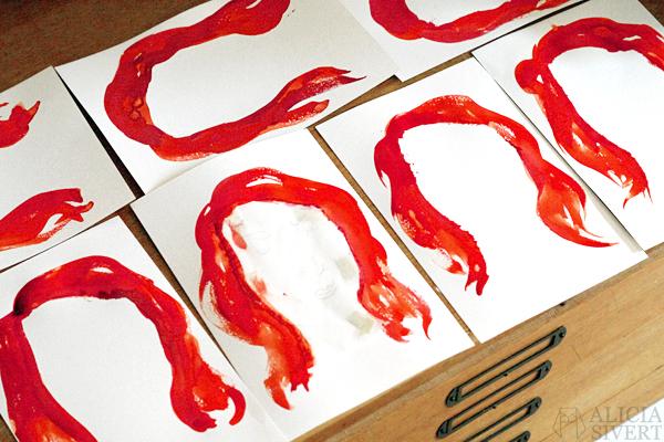 aliciasivert alicia sivertsson sivert akvarell aquarelle vattenfärg watercolor water colour målning måla skapa skapande kreativitet monthly makers utmaning blogg bloggutmaning inspiration måleri självporträtt porträtt animation rörlig bild