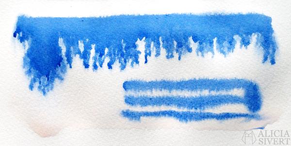 aliciasivert alicia sivertsson börja måla akvarell målarfärg skapa skapande kreativitet monthly makers färg akvarellfärg vattenfärg vått i vått
