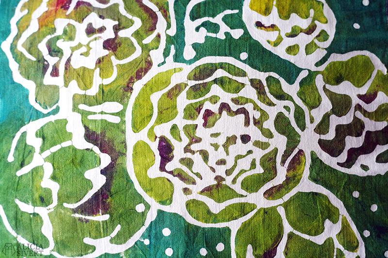 aliciasivert alicia sivertsson alicia sivert kurs textil bild och form textilt bildskapande textilkonst hantverk skapa skapande kreativitet tyg pastareservage mjölbatik batik afrikansk