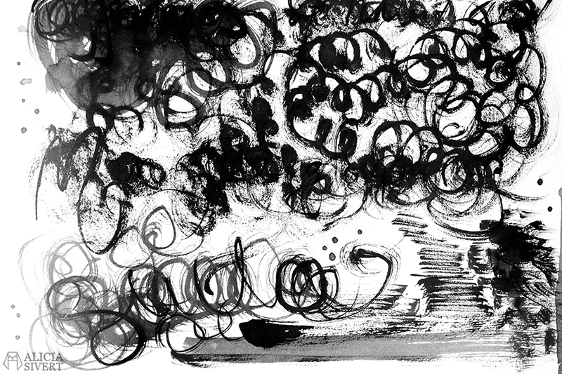 alicia sivert sivertsson aliciasivert konst konstverk teckning teckningar drawing drawings art tusch ink bläck kreativitet skapa skapande