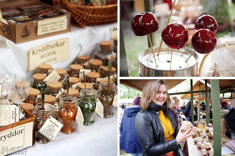 Skansens höstmarknad 2018, Skansen, marknad, höst, 1900-tal, sekelskifte, kryddor, kanderade äpplen, marmelad