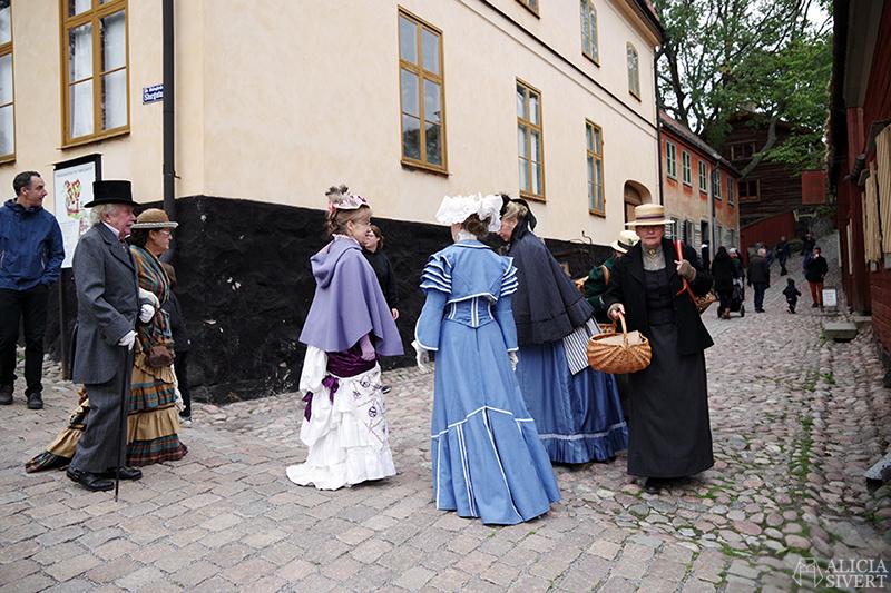 Skansens höstmarknad 2018, Skansen, marknad, höst, 1900-tal, sekelskifte, stadskvarteren
