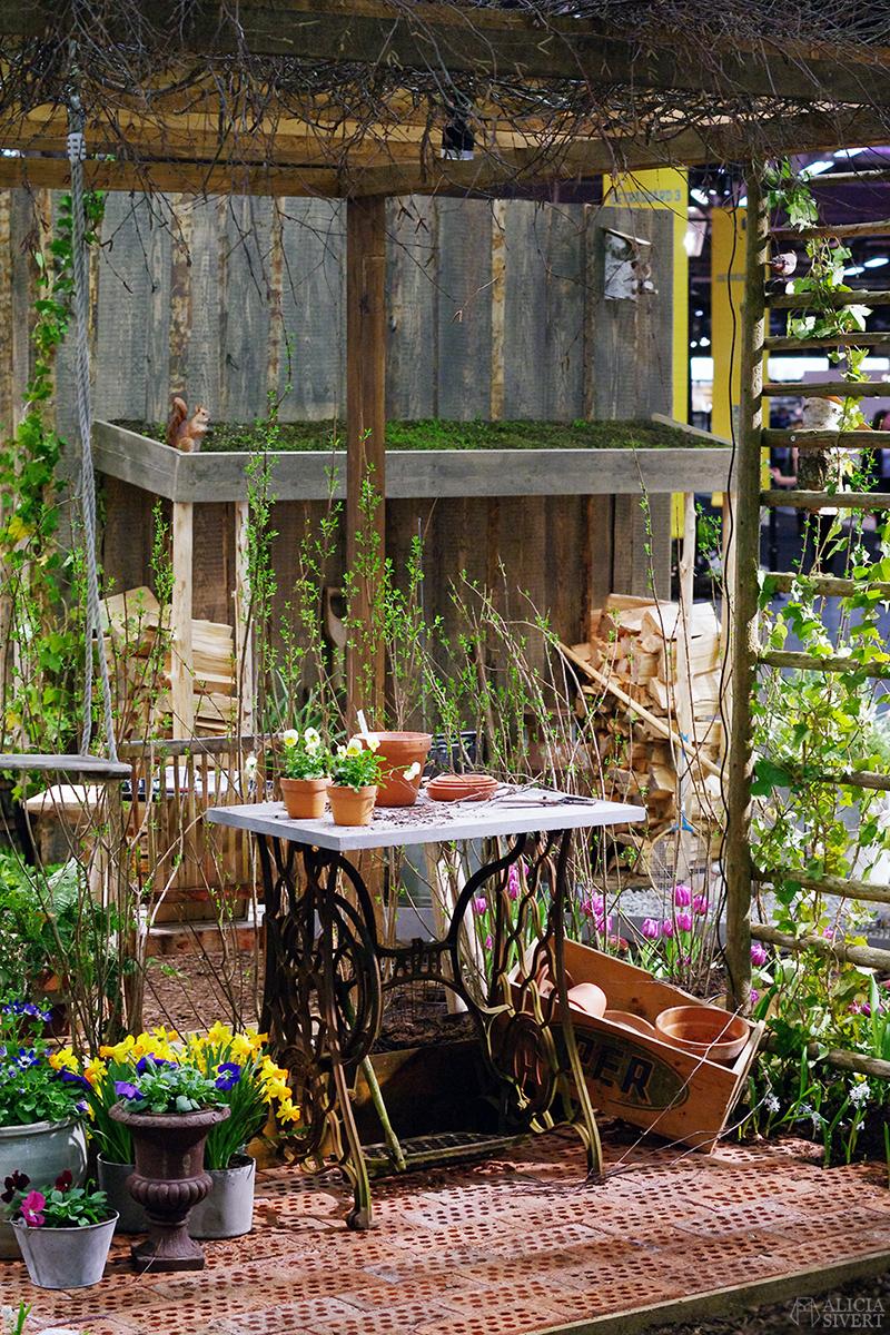 Nordiska trädgårdar 2018, foto av Alicia Sivertsson - www.aliciasivert.se / Mars förra året