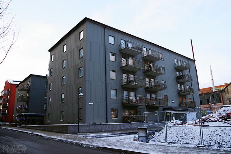 """När vi spontanköpte en lägenhet - www.aliciasivert.se // Gamla lägenheten """"Nya Lyan"""""""
