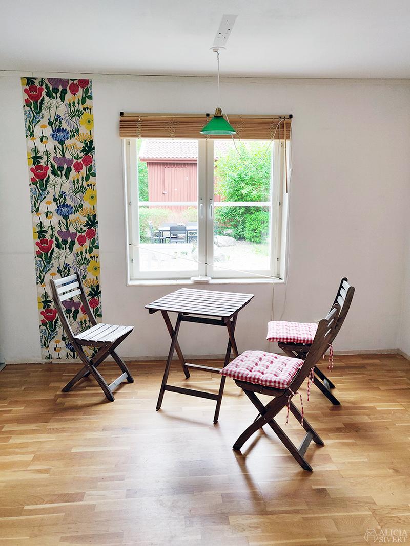 Nya lägenheten - www.aliciasivert.se // köksfönstret