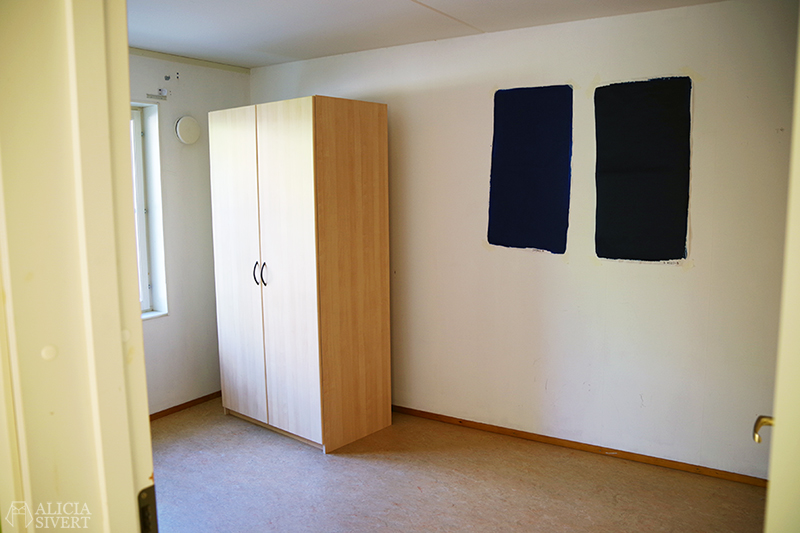 Nya lägenheten - www.aliciasivert.se // sovrum