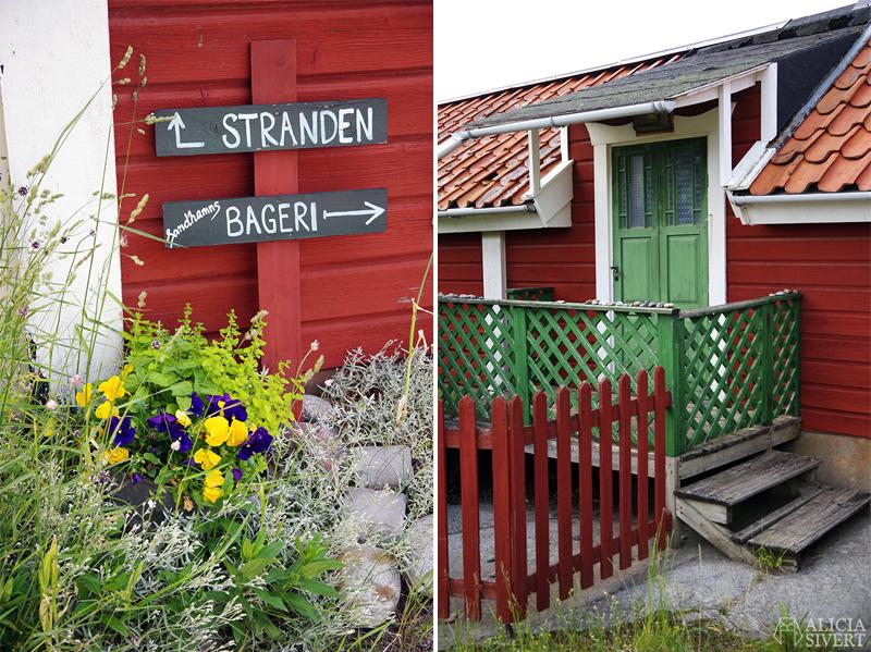 Sjöbloms gård, en sommardag på Sandön - www.aliciasivert.se