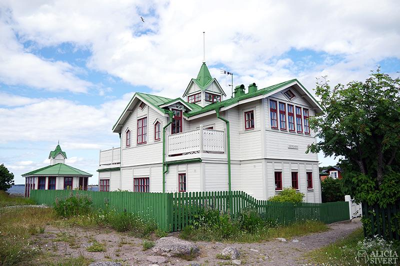 Villa Berghem, en sommardag på Sandön - www.aliciasivert.se
