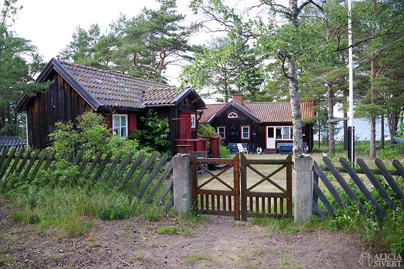 Sjöbergsgården, en sommardag på Sandön - www.aliciasivert.se