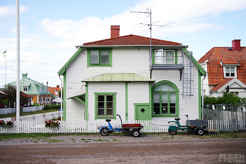 Missionshuset, en sommardag på Sandön - www.aliciasivert.se