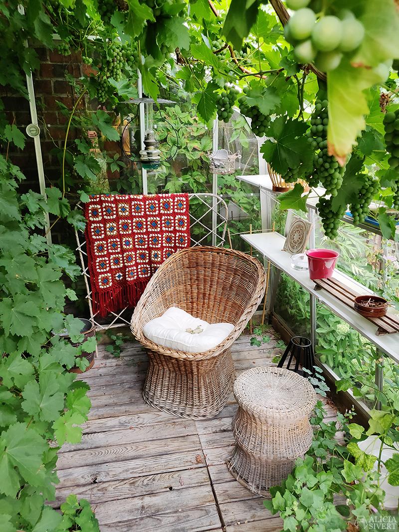 Mormors och morfars växthus - www.aliciasivert.se
