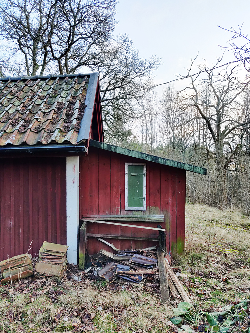 Stuga i Höjdhagen, Gustavsberg - www.aliciasivert.se