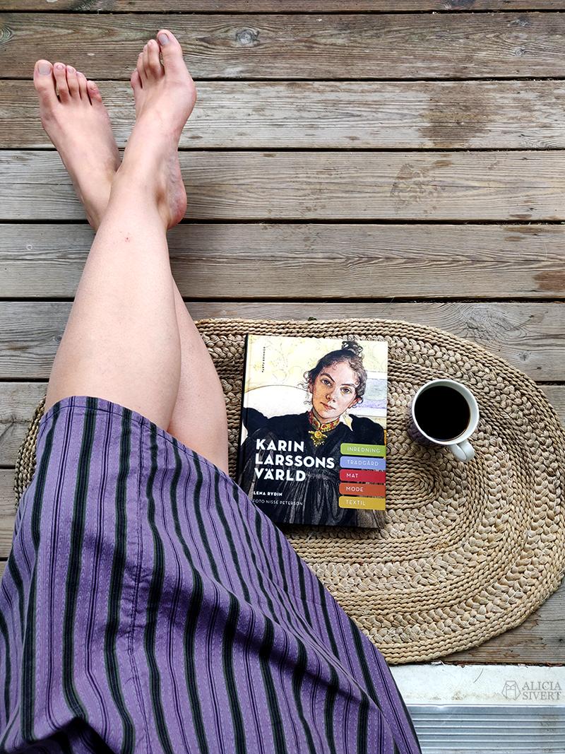 Boken Karin Larssons värld av Lena Rydin. Den kreativa andra semesterveckan - www.aliciasivert.se