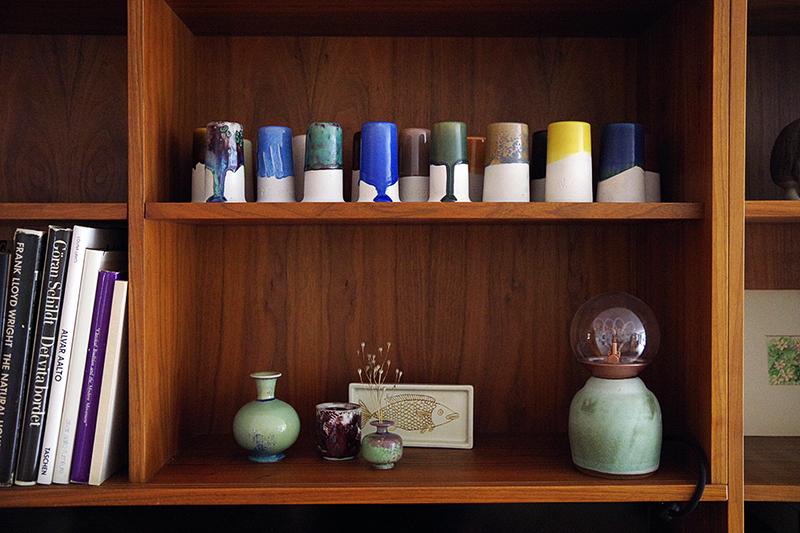 Glasyrprov av Sven Wejsfelt. www.aliciasivert.se - vem är samlare, vad är en samling?