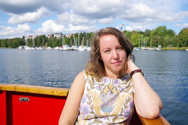 Alicia Sivertsson, foto av Andreas Fagerström